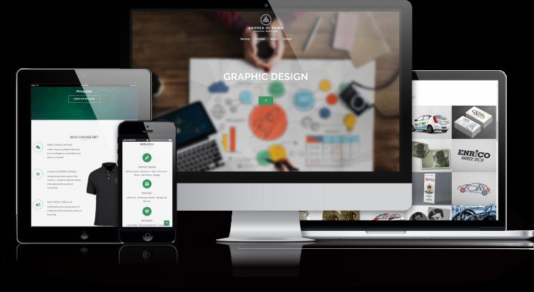 Andrea Di Prima web designer